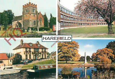Picture Postcard::Harefield (Multiview) [Halcyon]