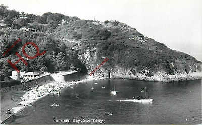 Picture Postcard::Guernsey, Fermain Bay