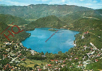 Picture Postcard:;Bled