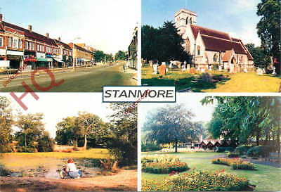 Picture Postcard:-Stanmore (Multiview) [Halcyon]