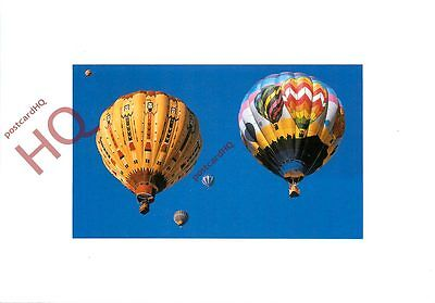 Picture Postcard::HOT AIR BALLOONS