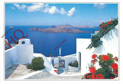 Picture Postcard:-Greece, An Island