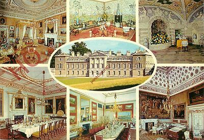 Picture Postcard-:Woburn Abbey (Multiview)