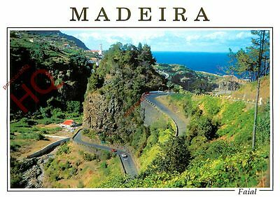 Picture Postcard:-Madeira, Faial