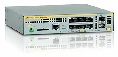 Allied L2+ Managed Switch 8x 10/100/1000Mbps PoE P