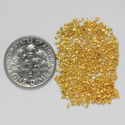 0.7962 Gram Alaskan Natural Gold Nuggets - (#21055) - Hand-Picked Quality