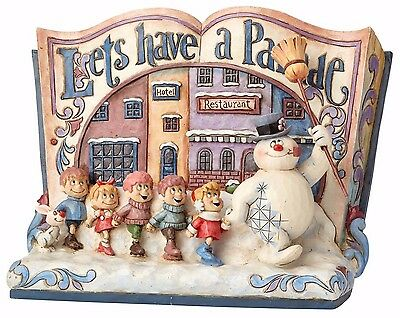 Jim Shore~Frosty The Snowman~Storybook~Let's Have A Parade~Winter~4058190