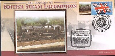 benham the history of british steam locomotion FDC