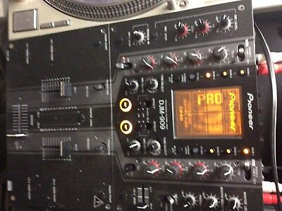 Pioneer Djm 909 with road case And Serto Sl3 Interface with control records