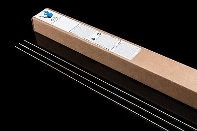 "ER80S-D2 X 1/16"" X 36"" X 10 lb box TIG rods Blue Demon low alloy welding wire"