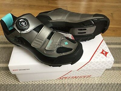 Ladies Specialized Cycling Shoes 39