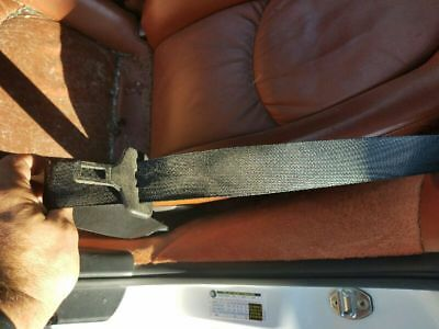 Driver Front Seat Bucket Air Bag Leather Fits 05-12 PORSCHE BOXSTER 283559