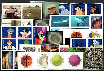 51 Forever Latest Commemorative Stamps at face value of 50