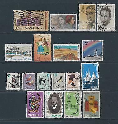 Israel: good FU stamps from Israel