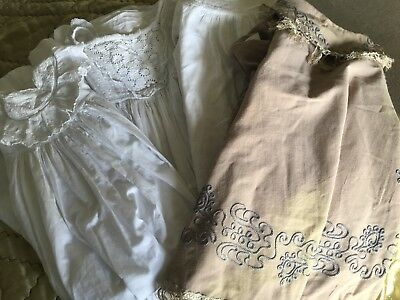 Job Lot Of Child's Victorian Clothing For Repurpose Or repair