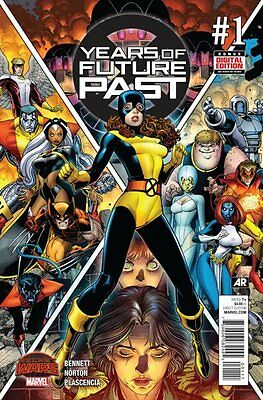 Years of Future Past Issue #1 (Marvel) Comic!