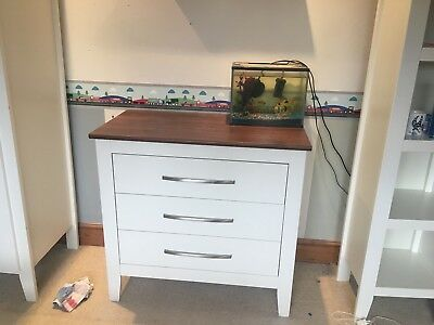 Mamas And Papas Chest Of Drawers (nursery Or Child's Bedroom)