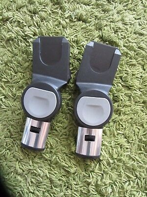 Icandy Apple/pear Upper  Maxi Car Seat Adapters