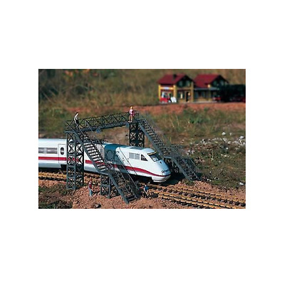 Piko G Scale Railway Footbridge Building Kit | Ships In 1 Business Day | 62032