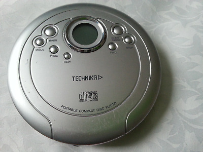 Technika Personal Compact Disc Player..cd Player