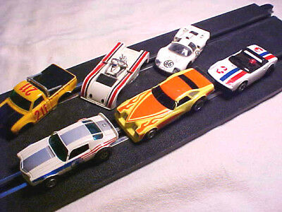 HO AFX   Slot Car LOT TYCO PRO