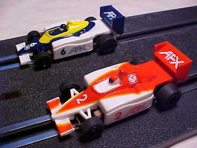 HO AFX   Slot Car LOT INDY RACERS