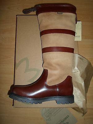 Cabotswood Banbury Waterproof Breathable Leather Boots Sizeuk 6 Eu 39 Rrp£149.99