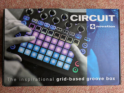 Novation Circuit Groovebox. Boxed. Excellent Condition