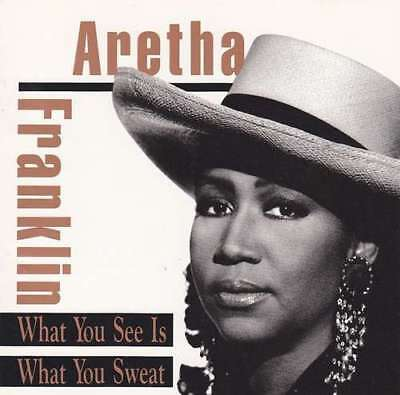 Aretha Franklin - What You See Is What You Sweat Vinyl Schallplatte - 125388