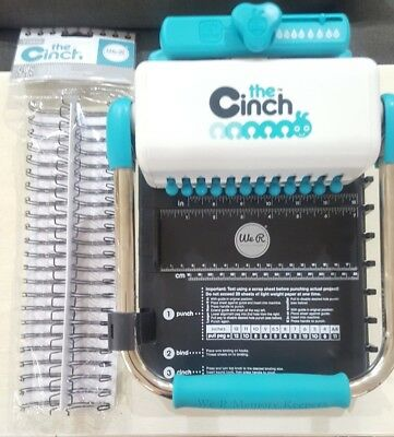 We R Memory Keepers The Cinch Bookbinding Tool