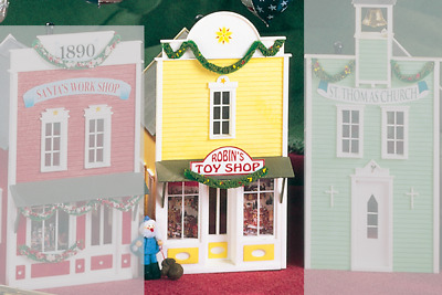 Piko G Scale Robin's Toy Shop Kit | Ships In 1 Business Day | Bn | 62201