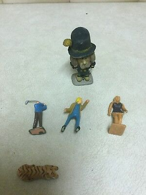 various figures,  starsky magic rounabout plus more