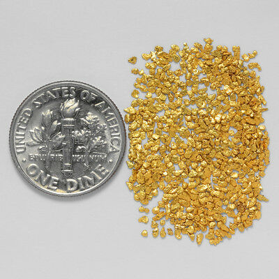 0.6890 Gram Alaskan Natural Gold Nuggets - (#21076) - Hand-Picked Quality