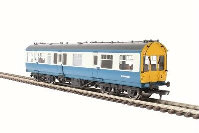 Bachmann 39-777A Inspection Saloon BR Blue & Grey * New In Box*