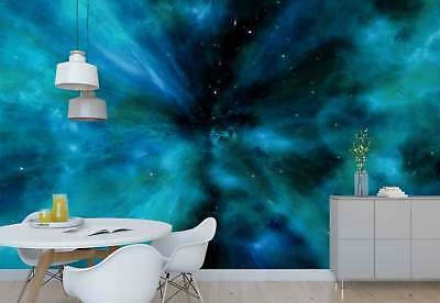 Space Universe Galaxy Photo Wallpaper Wall Mural (FW-1140)