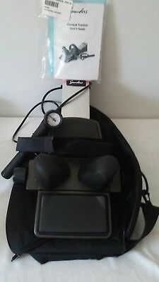 Saunders Cervical Traction Neck Traction Unit