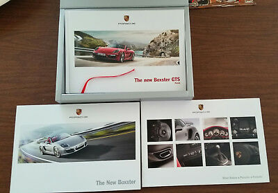Porsche Boxster Gts Advertising Box Set