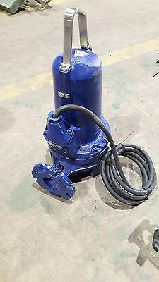 Used Sulzer ABS XFP 81C electric sewage submersible pump 400-695v