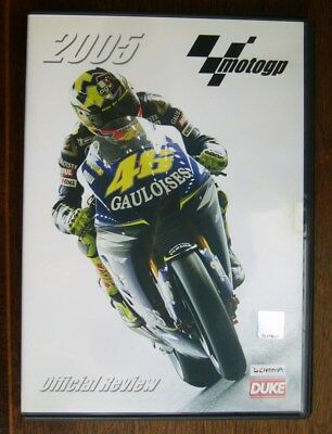 MotoGP 2005 Championship -  Valentino Rossi - Official Review DVD