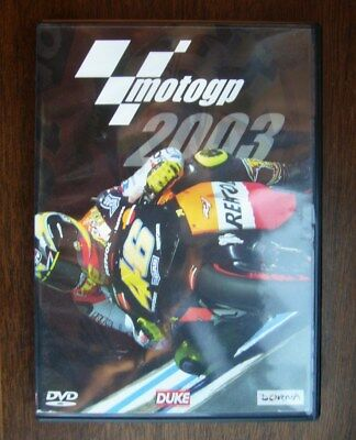 MotoGP 2003 Championship -  Valentino Rossi - Official Review DVD