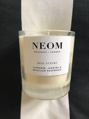 Neom Organics London Real Luxury Scented Candle New