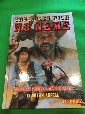 Rules With No Name - Western RPG