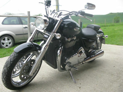 Triumph Thunderbird 1600 ABS 2011 Low Mileage