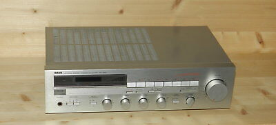 Yamaha RX-300  -  Natural Sound AM/FM Stereo Receiver - silber
