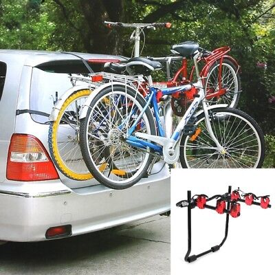 Rear Boot 3 Triple Bike Rack Carrier For Hyundai S-Coupe S Coupe 1990 - 1996