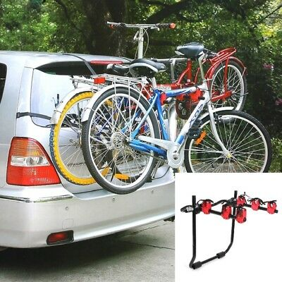 Rear Boot 3 Triple Bike Rack Carrier For Jaguar F-Type F Type Coupe 2014 On