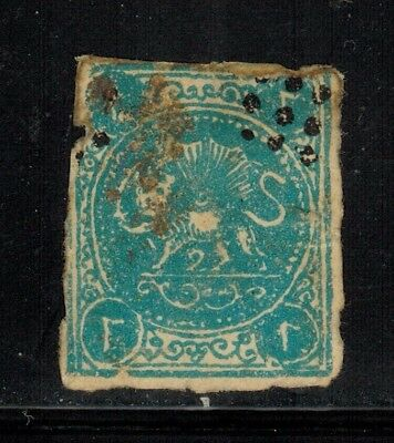 Middle East #3 1870 Used