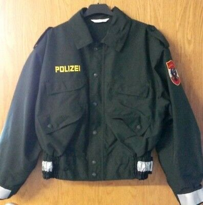 Austrian Military Jacket Size 46 green new