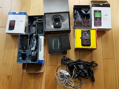 Cell Phone Lot, Mobile Phone Lot,  GREAT DEAL +++
