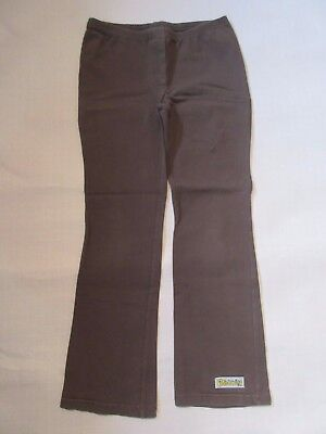 "Brownie Uniform leggings, waist 28"" (height 152cm) - please read description"